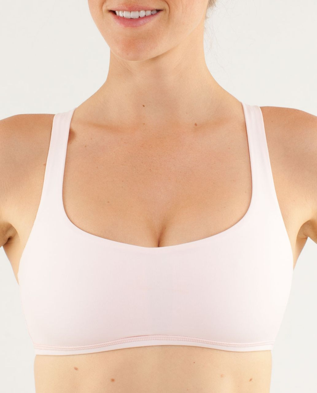 Lululemon Free To Be Bra (First Release) - Pretty Pink