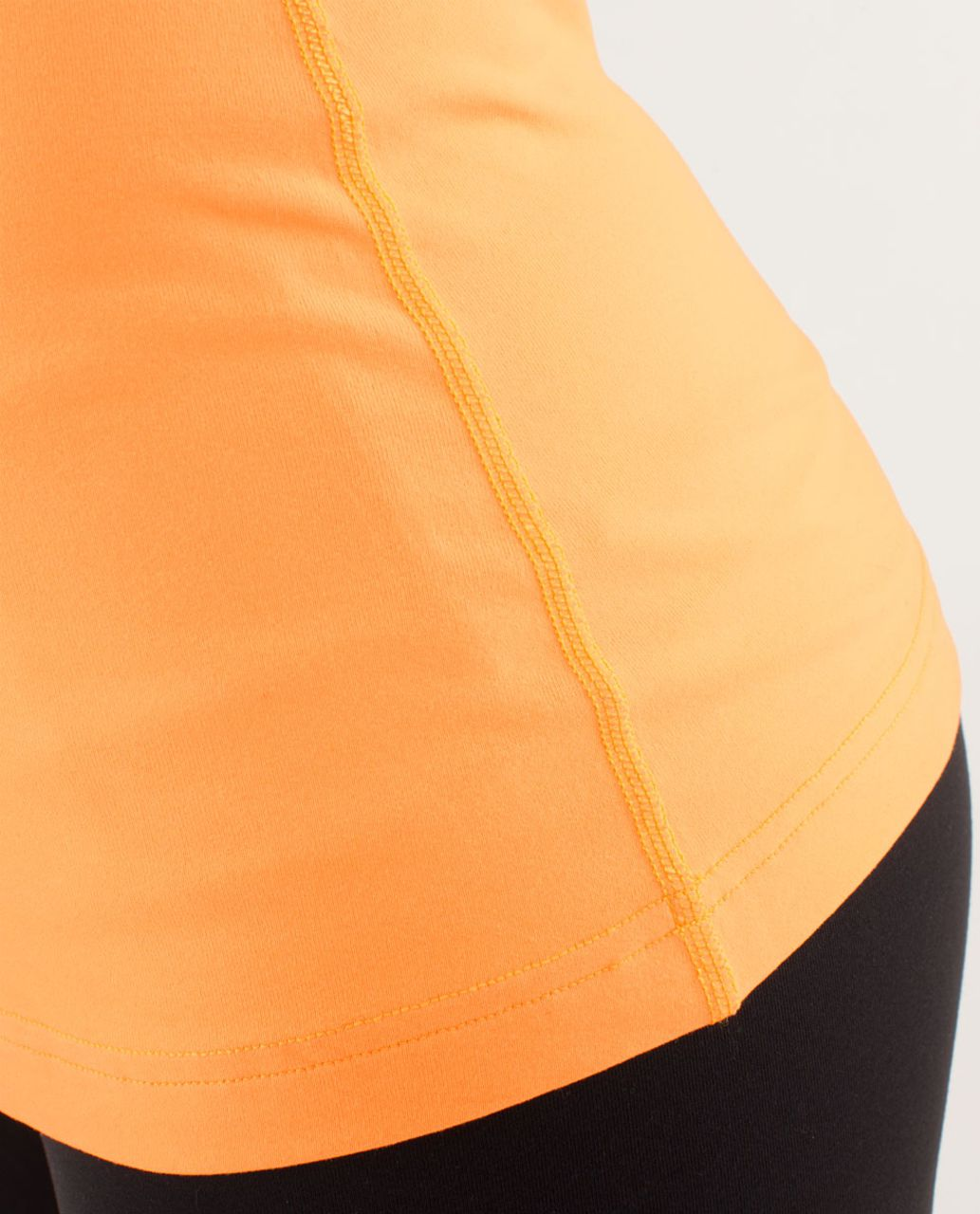 Lululemon Cool Racerback (First Release) - Creamsicle Pop