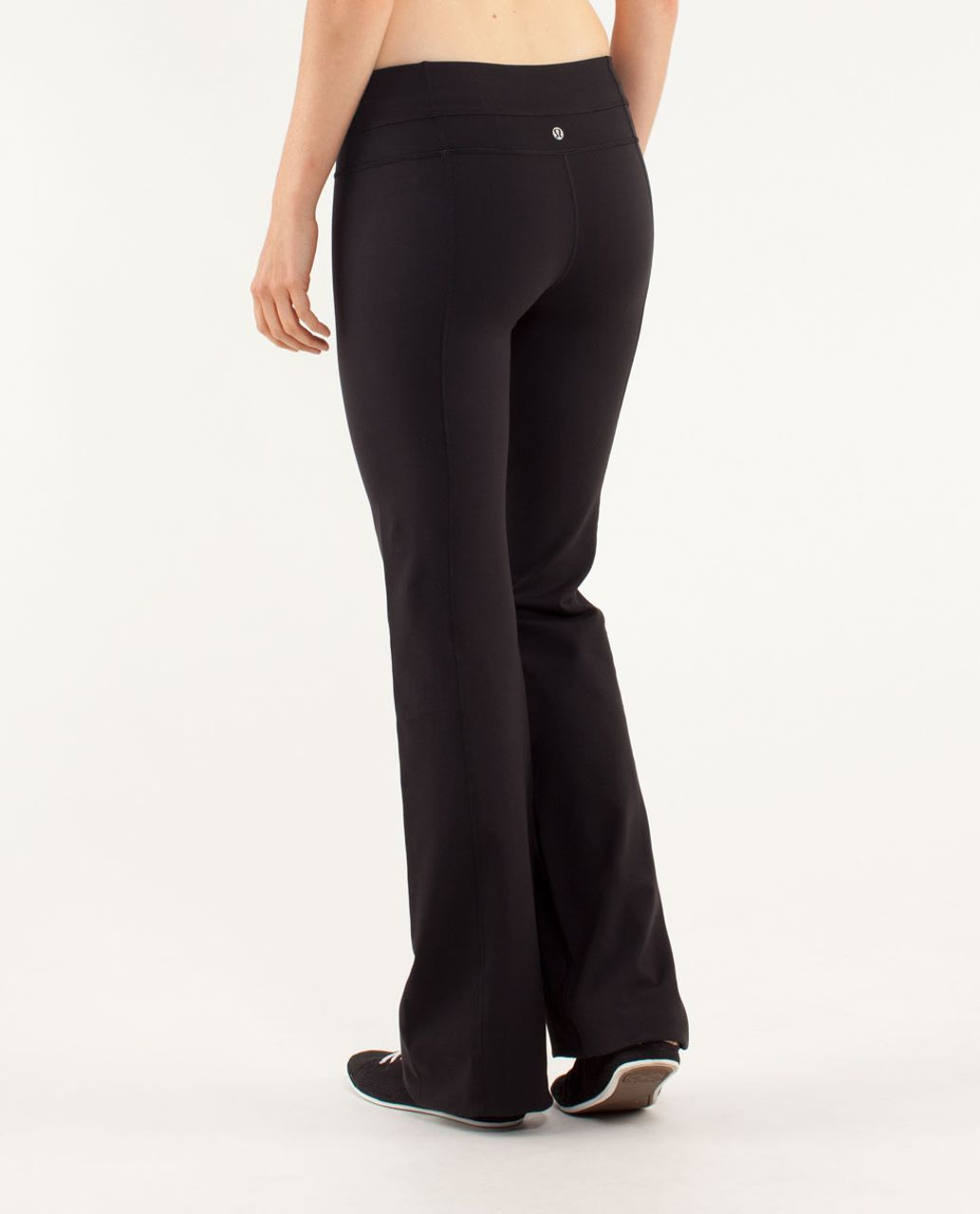 Lululemon Groove Pant *Slim (Regular) - Black