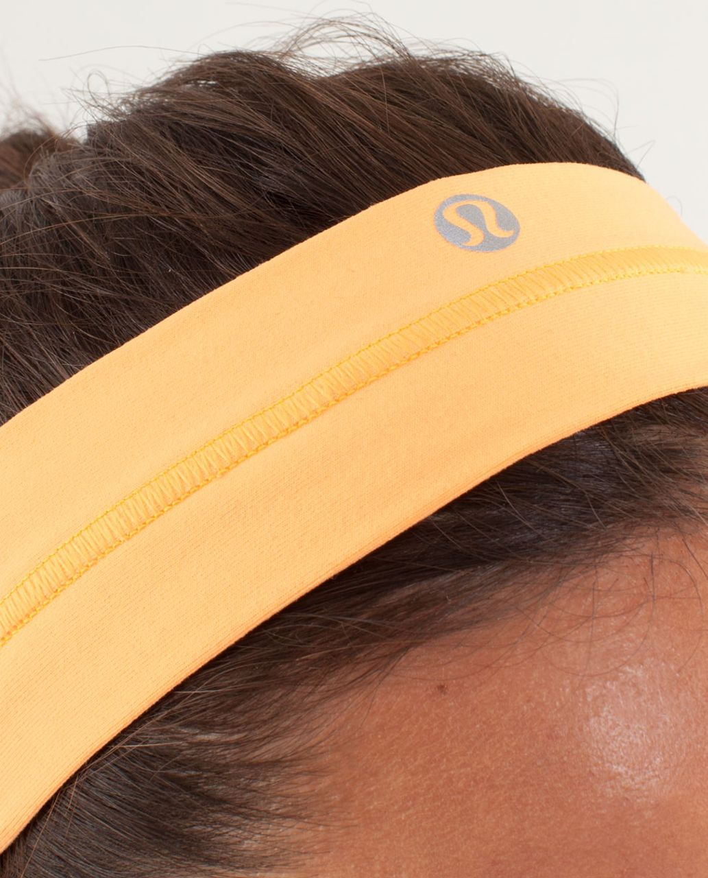 Lululemon Fly Away Tamer Headband - Creamsicle Pop