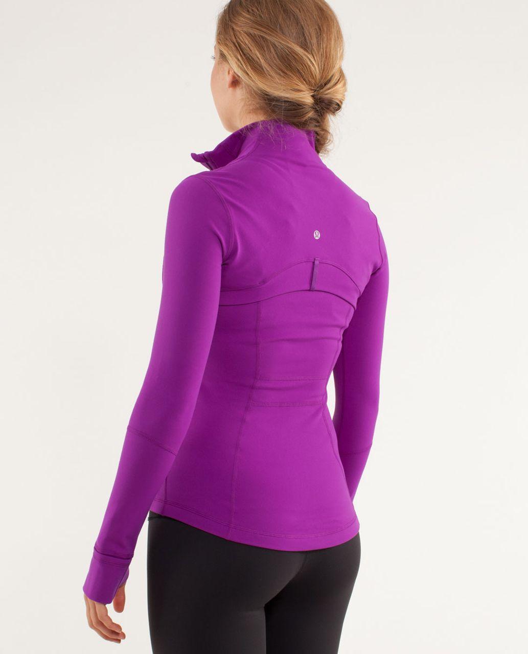 Lululemon Define Jacket *Brushed - Tender Violet