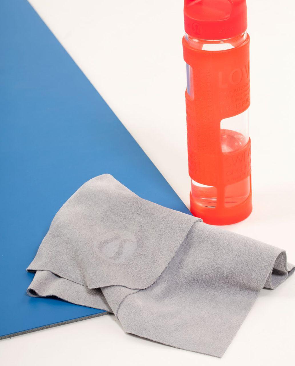 Lululemon The (Small) Towel - Silver Slate