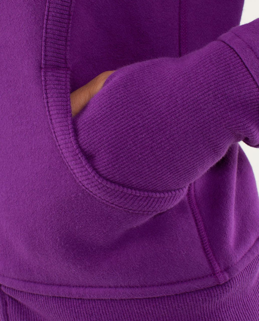 Lululemon Scuba Hoodie *Stretch - Tender Violet