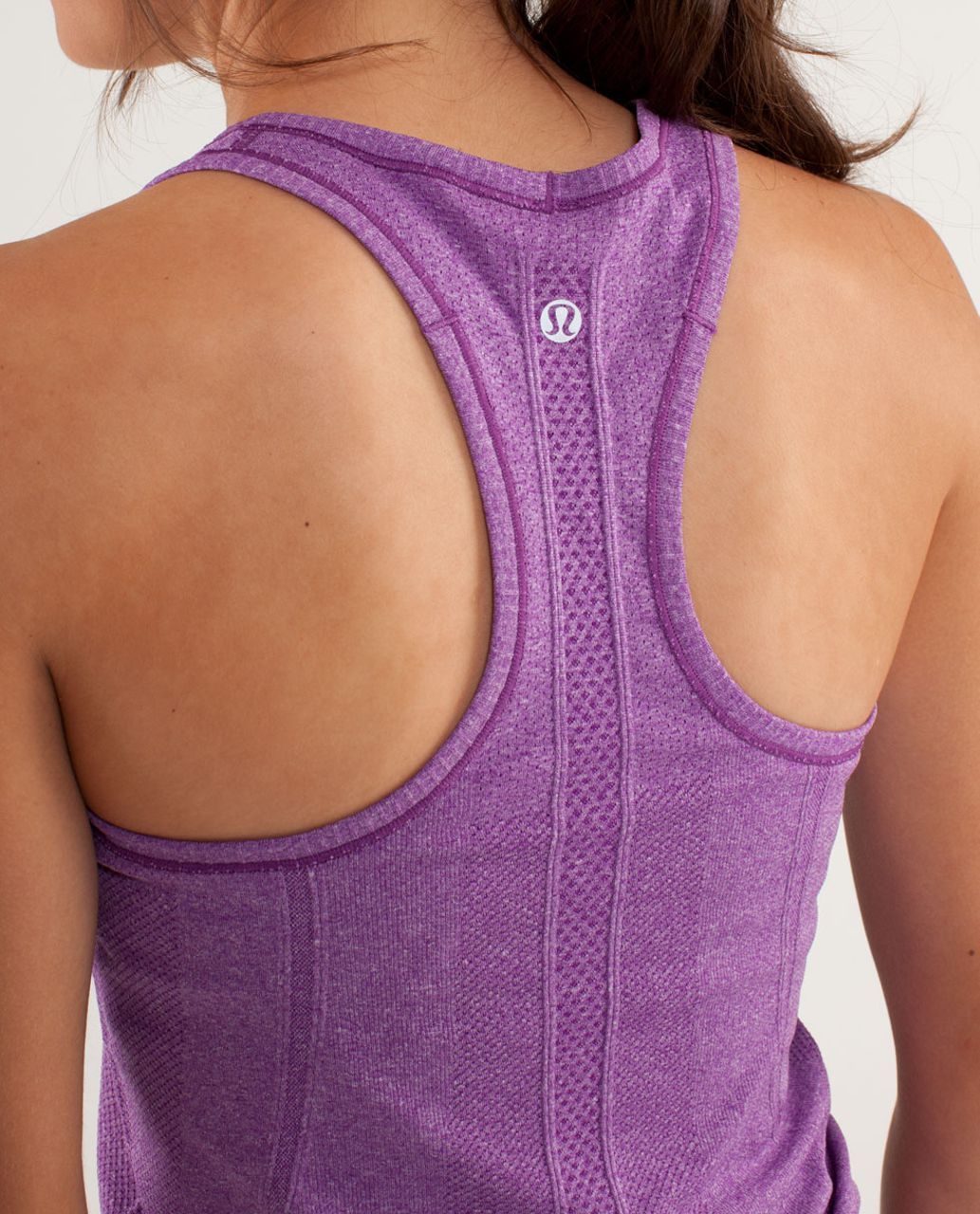 Lululemon Run:  Swiftly Tech Racerback - Tender Violet