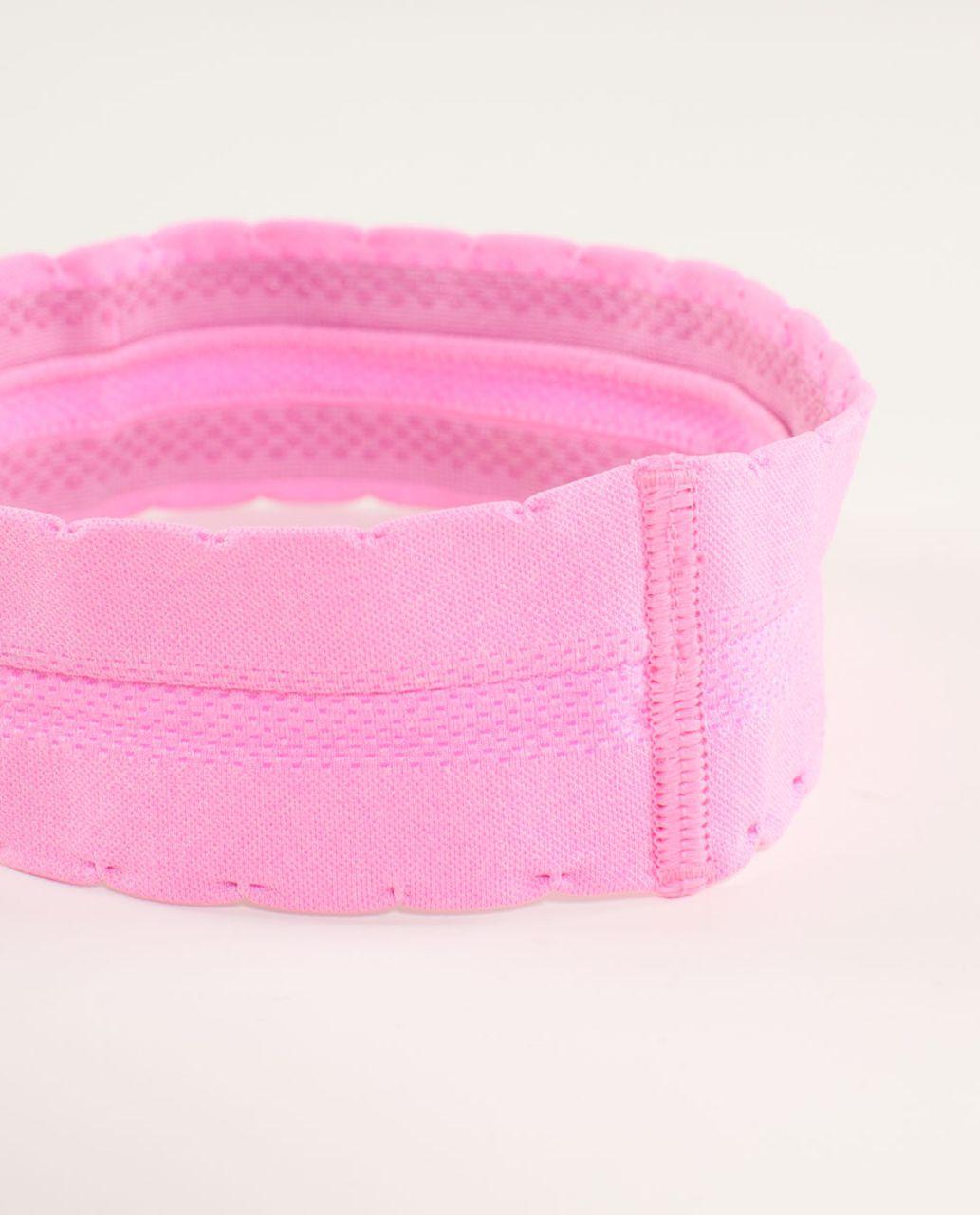 Lululemon Swiftly Headband - Raspberry Glo Light