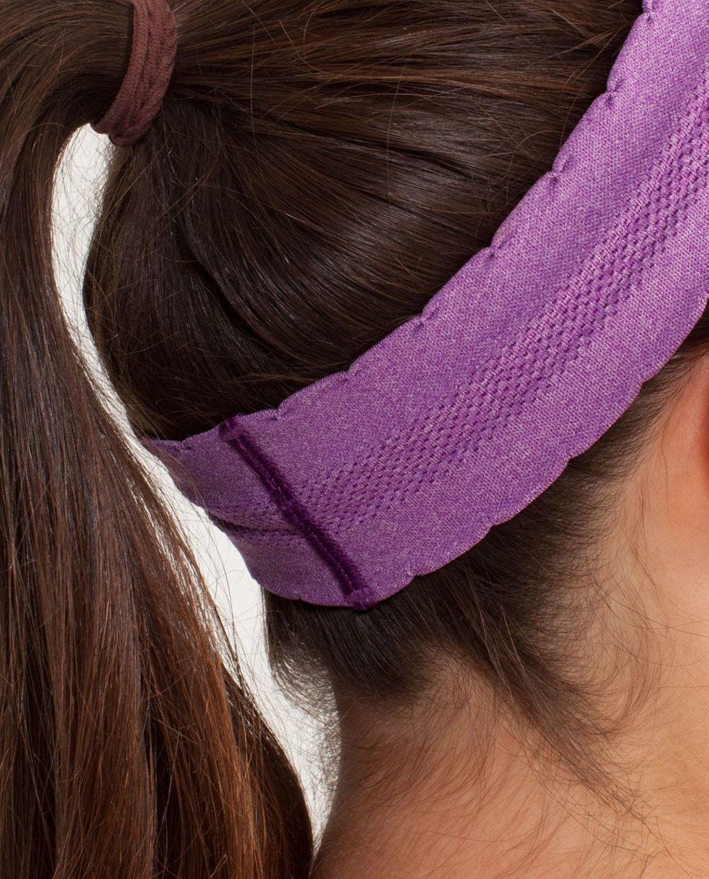 Lululemon Swiftly Headband - Tender Violet