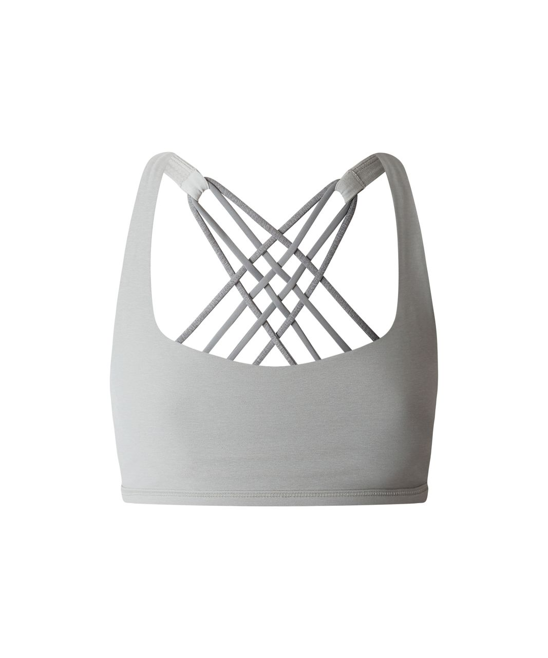 Lululemon Free To Be Bra (Wild) - Heathered Seal Grey / Heathered Battleship / Battleship