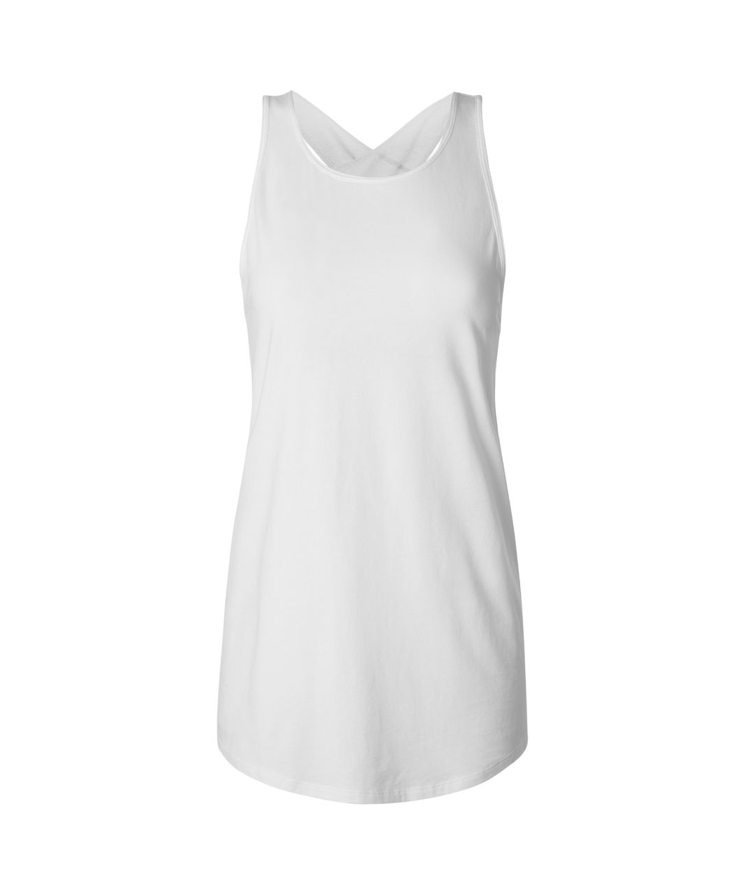 Lululemon Physically Fit Tank - White