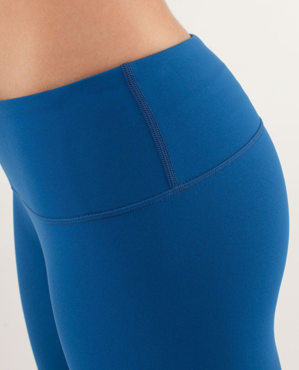 Lululemon Wunder Under Pant *Reversible - Limitless Blue / Black