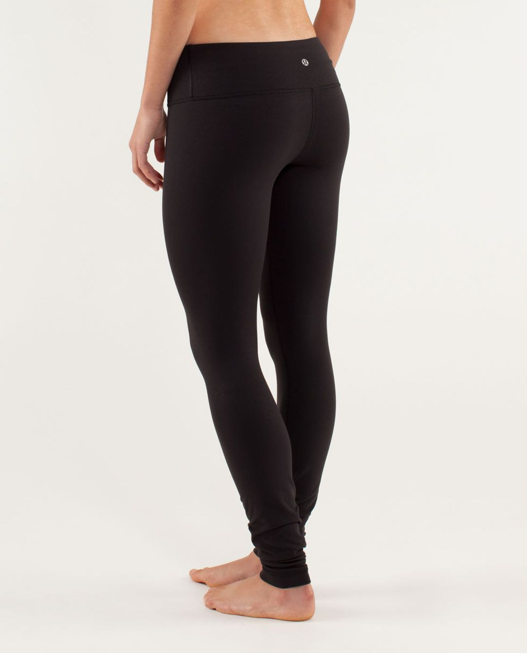 Lululemon Wunder Under Pant - Black / Wee Are From Space Black Coal