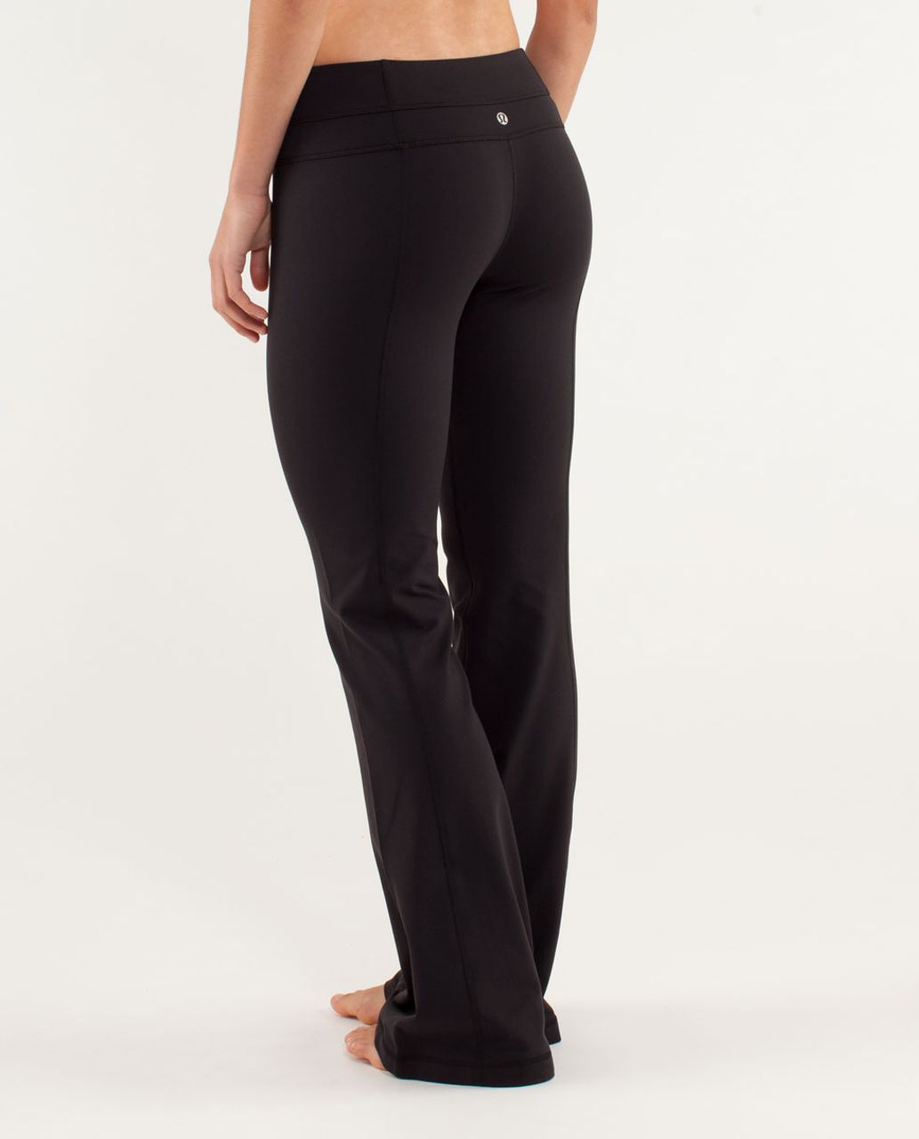 Lululemon Groove Pant *Brushed Slim (Tall) - Black