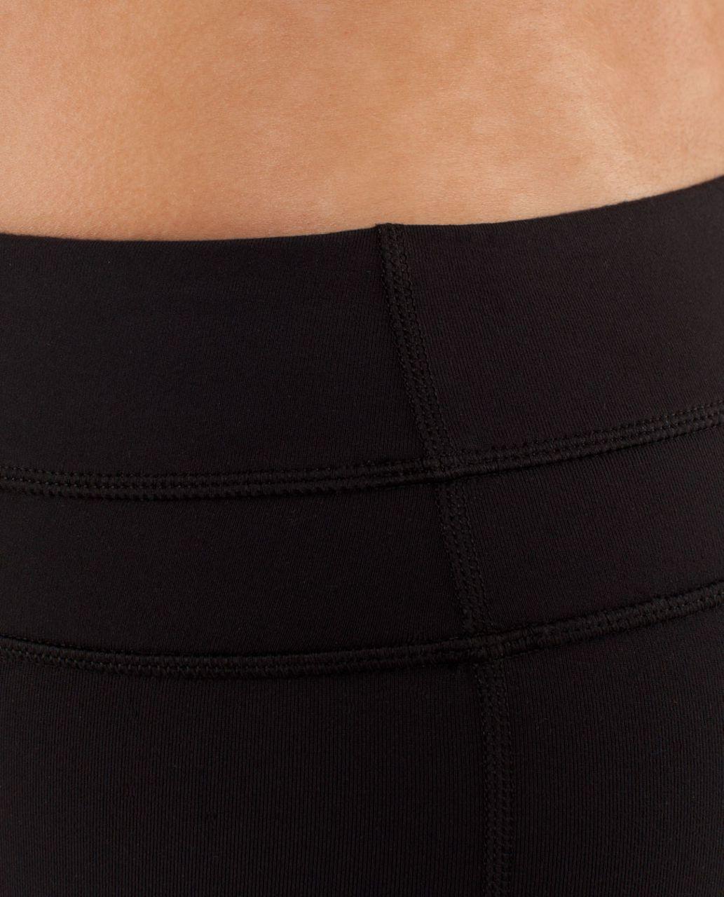 Lululemon Groove Pant *Brushed Slim (Regular) - Black