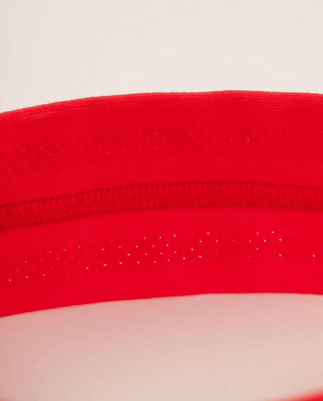 Lululemon Fly Away Tamer Headband - Love Red (First Release)