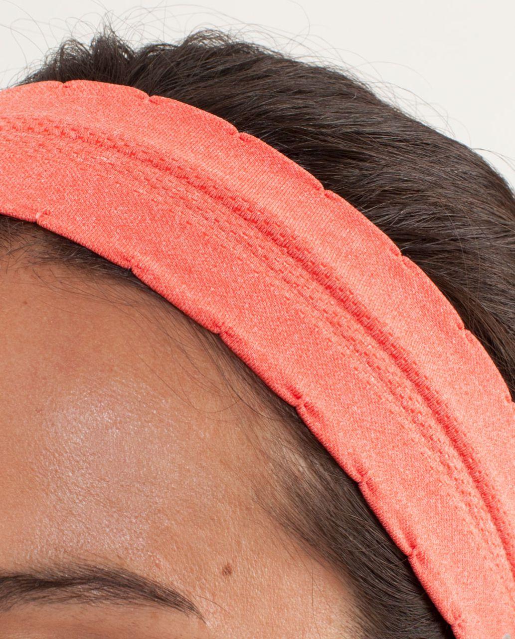 Lululemon Swiftly Headband - Love Red