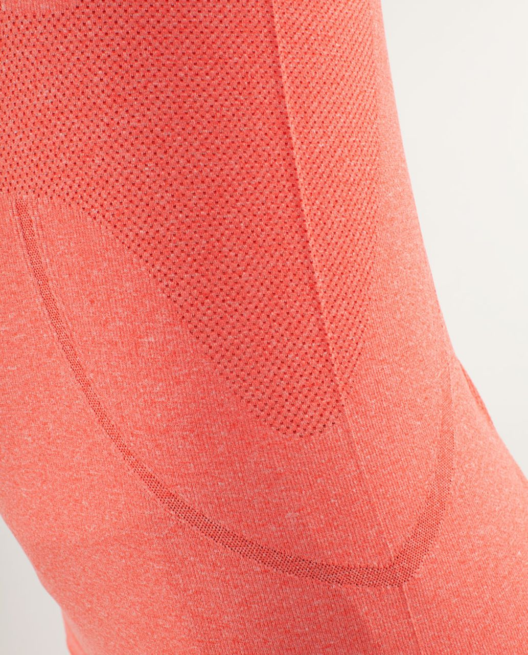 Lululemon Run:  Swiftly Tech Short Sleeve - Love Red / Deep Coal