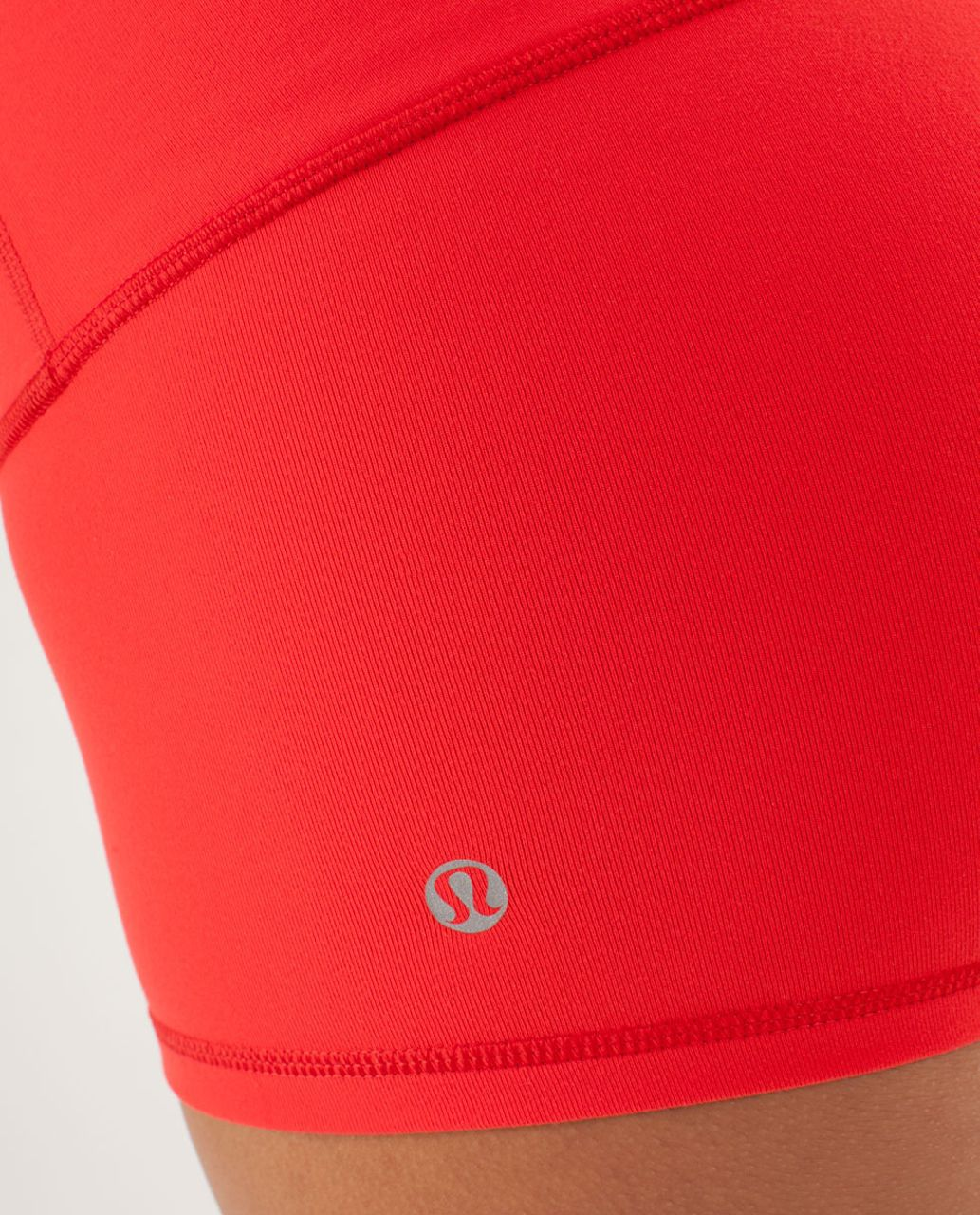 Lululemon Boogie Short - Love Red / Slope Stripe Love Red Heathered Fiery Red
