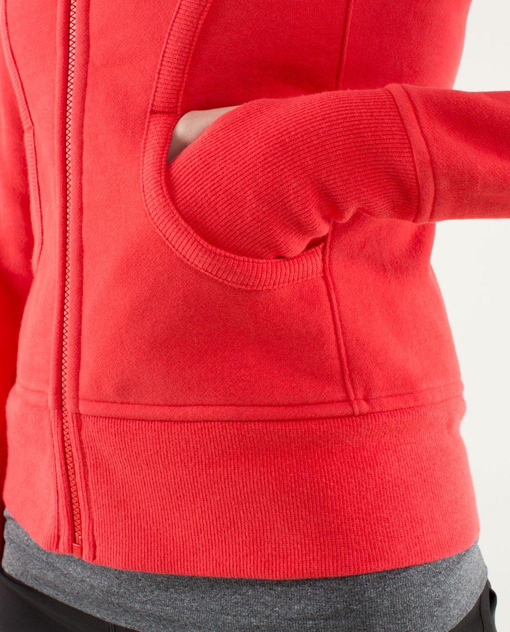 Lululemon Scuba Hoodie *Stretch - Love Red