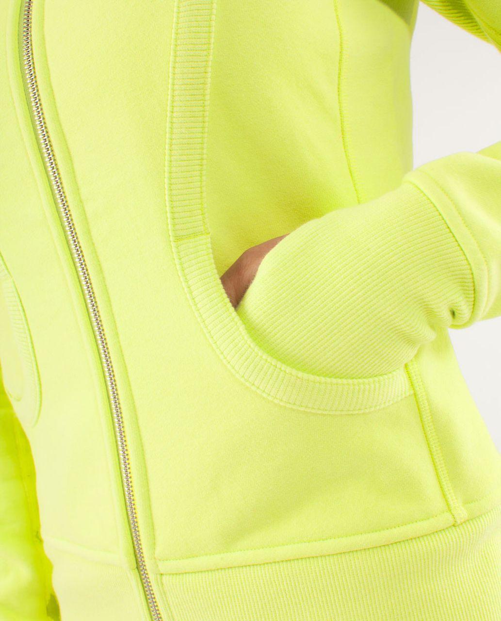 Lululemon Scuba Hoodie *Stretch - Clarity Yellow