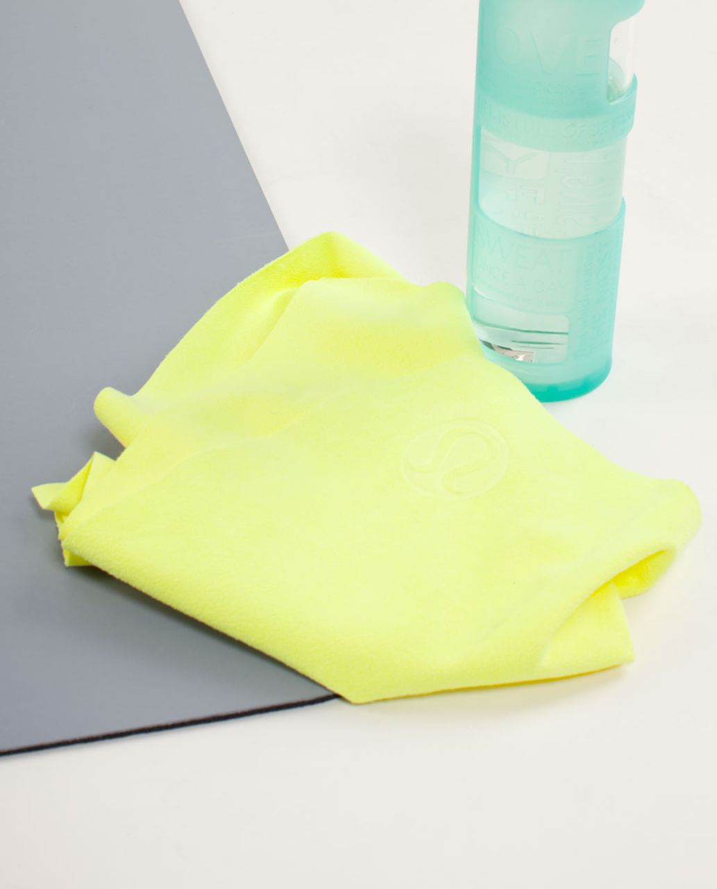 Lululemon The (Small) Towel - Clarity Yellow