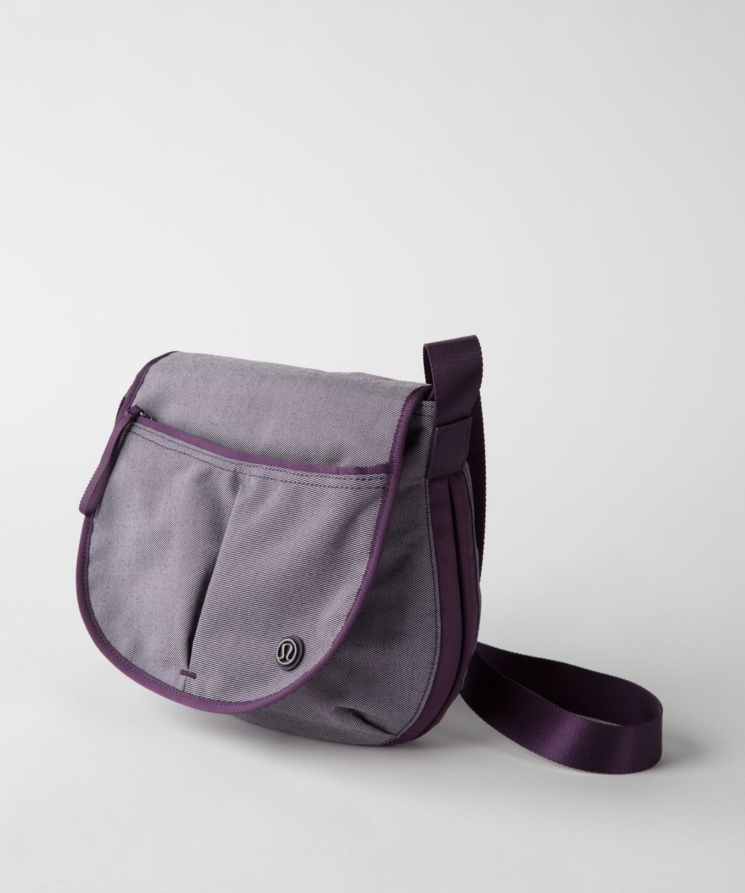 db0f5f0075b Lululemon The Essentials Bag - Deep Zinfandel / White - lulu fanatics