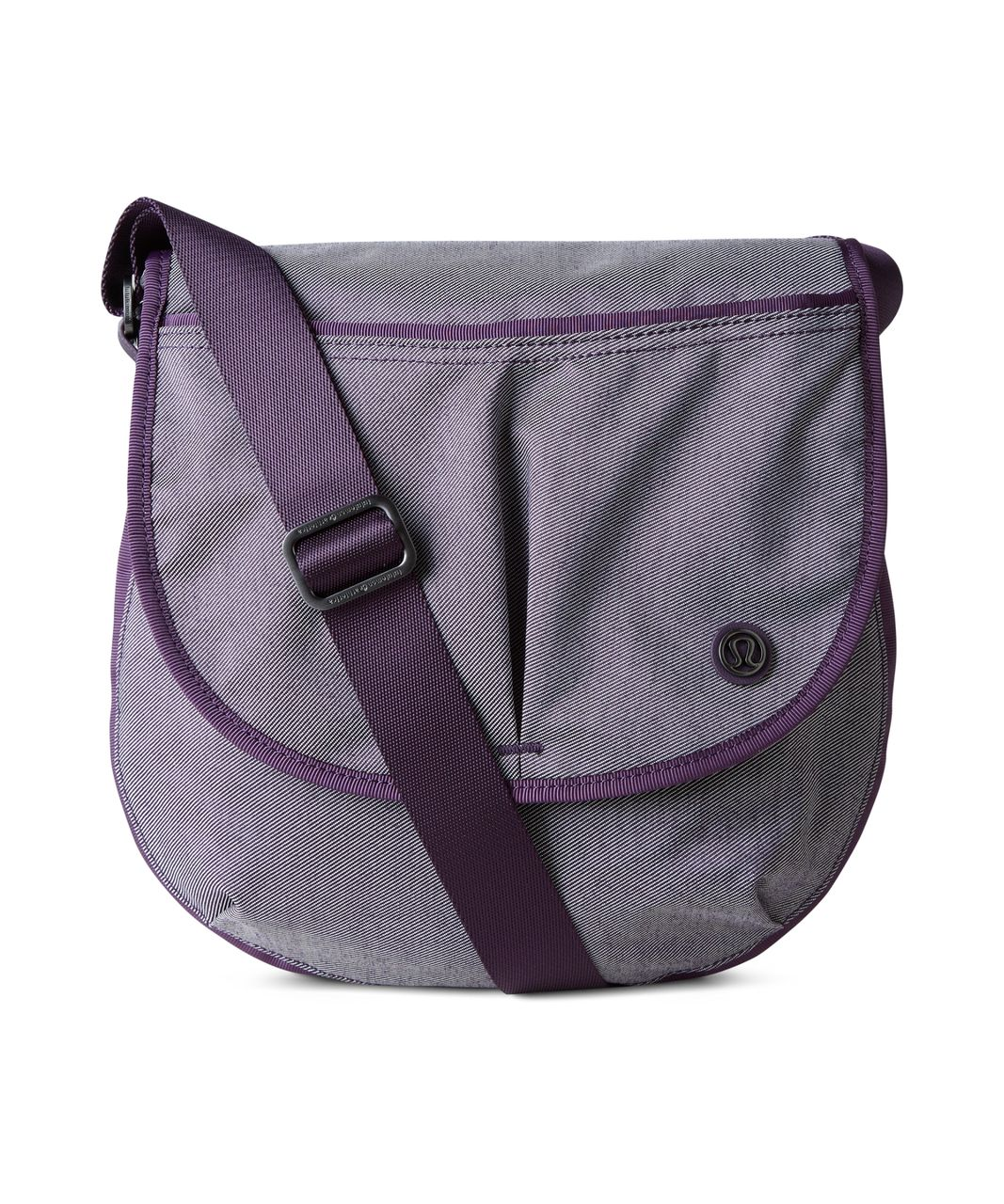 Lululemon The Essentials Bag - Deep Zinfandel / White