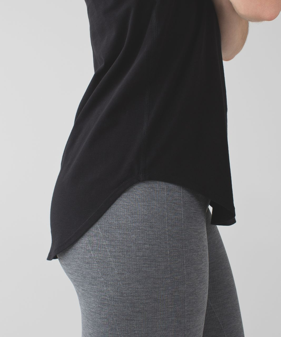 Lululemon Yogi Racer Back III - Black (First Release)