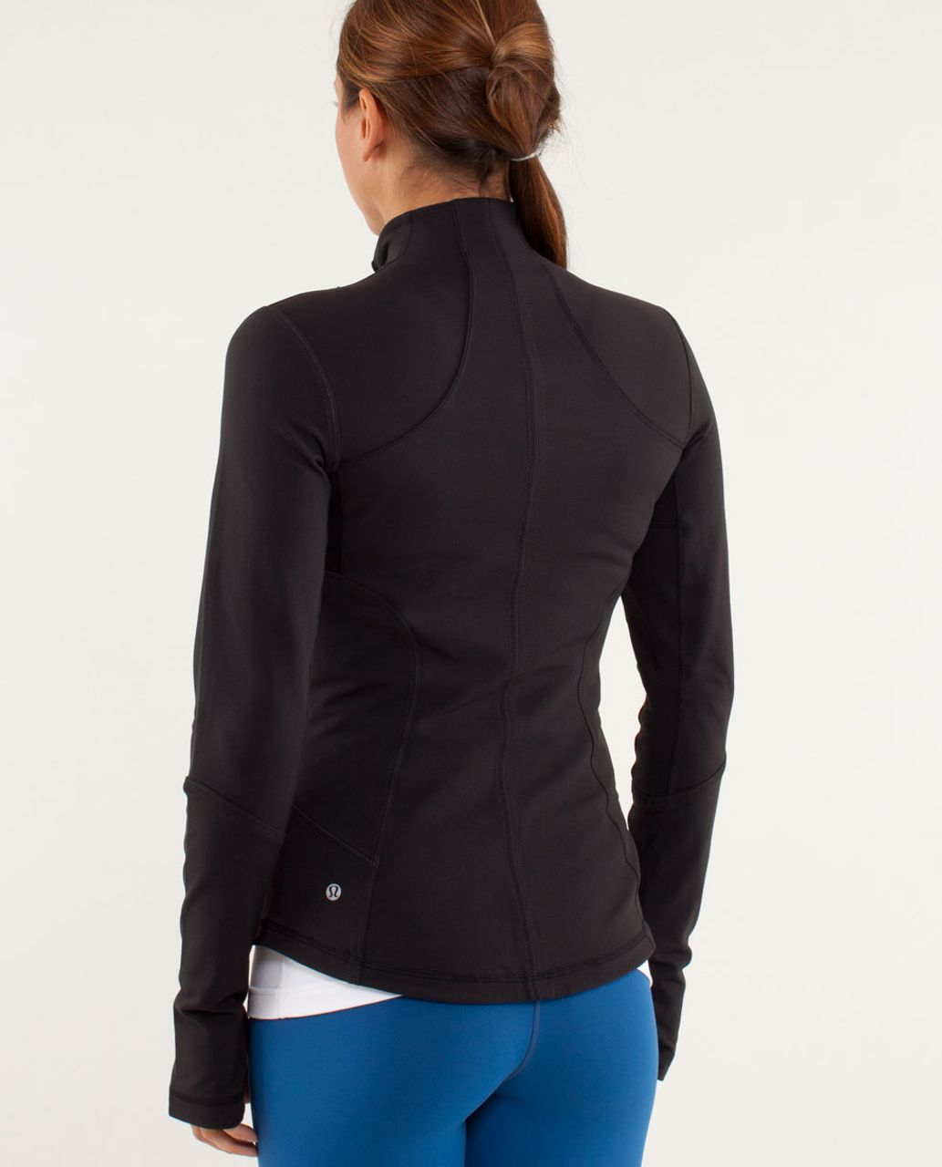 Lululemon Forme Jacket *Brushed - Black