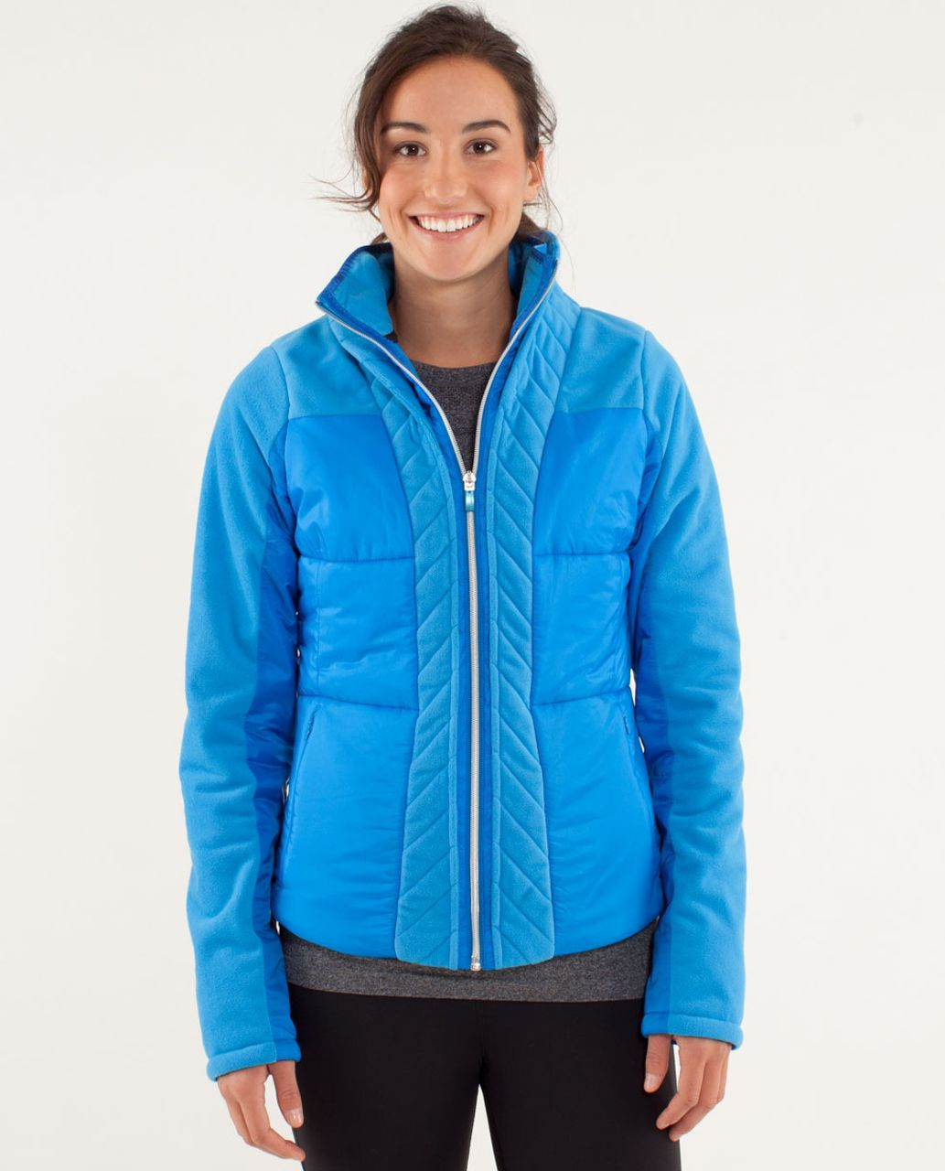 356d3f455d567 Lululemon St Moritz Jacket - Beaming Blue - lulu fanatics