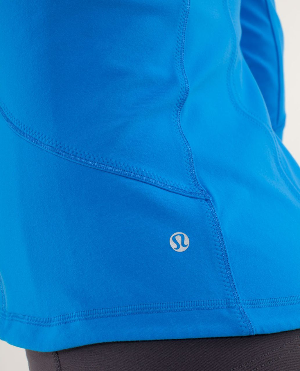 Lululemon Forme Jacket *Brushed - Beaming Blue