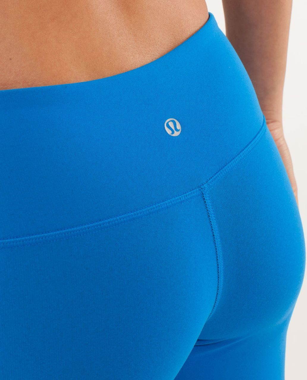 Lululemon Wunder Under Pant *Reversible - Beaming Blue / Black