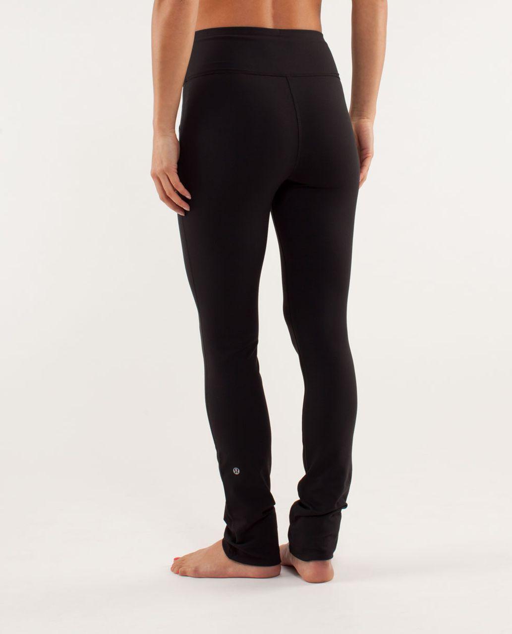 Lululemon Skinny Will Pant - Black