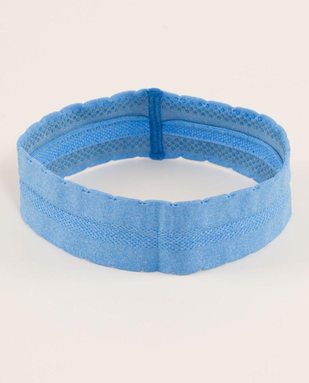 Lululemon Swiftly Headband - Beaming Blue