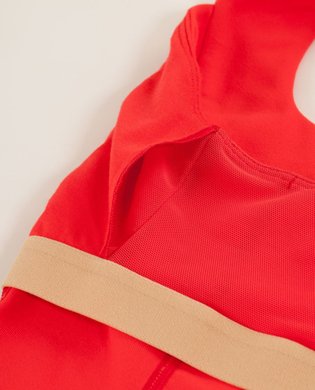 Lululemon Scoop Neck Tank - Love Red