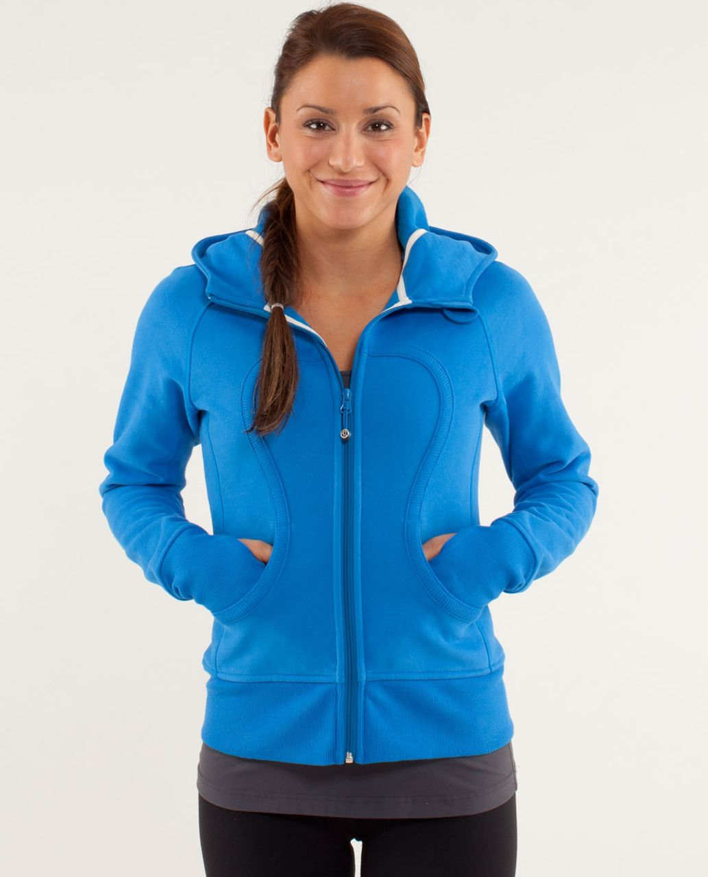 Lululemon Scuba Hoodie *Stretch - Beaming Blue