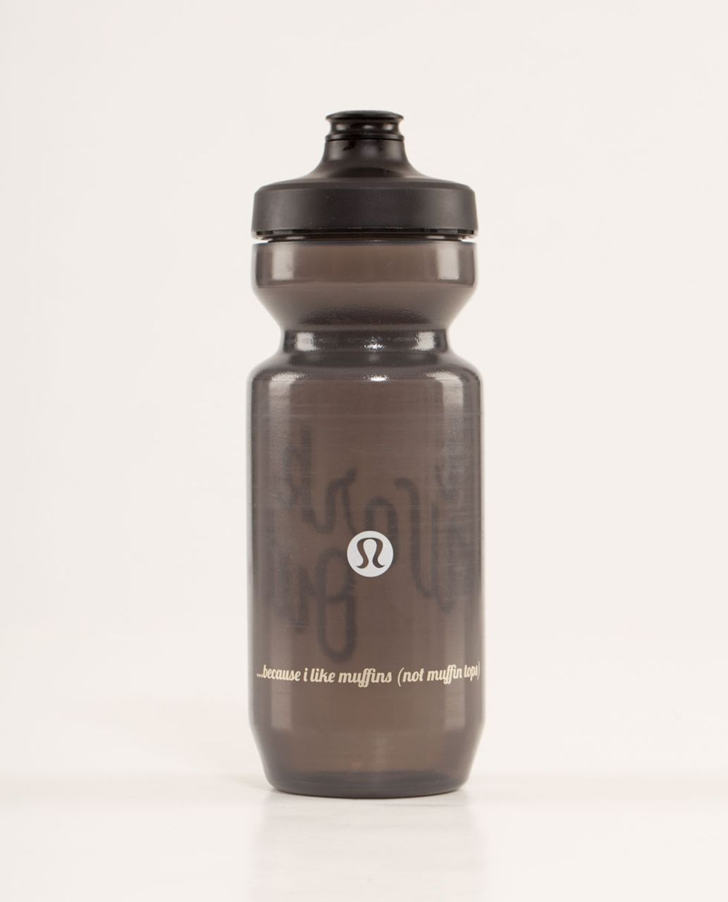 Lululemon Purist Cycling Water Bottle - I Work Out