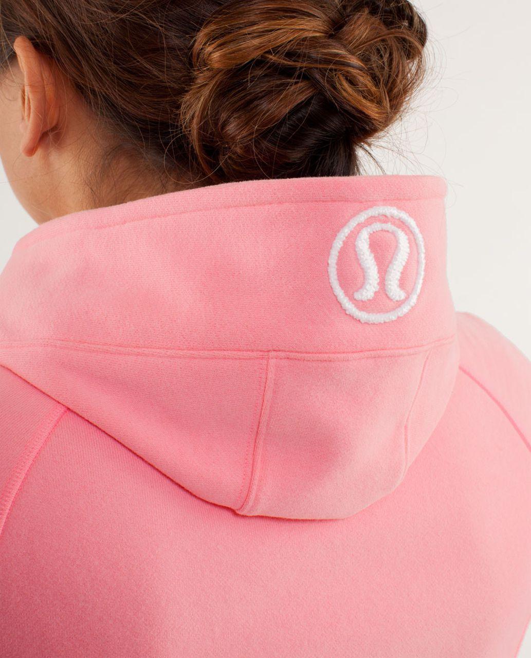 Lululemon Scuba Hoodie *Stretch - Pink Shell