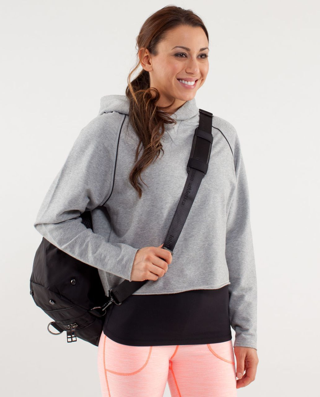 Lululemon Do It Up Duffel - Black