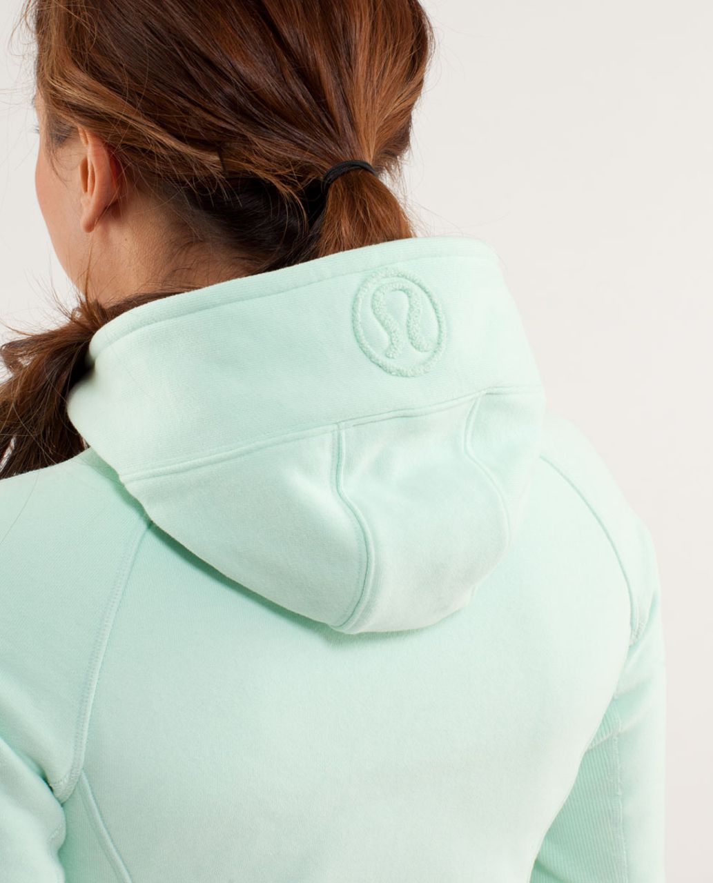 Lululemon Scuba Hoodie *Stretch - Mint Moment