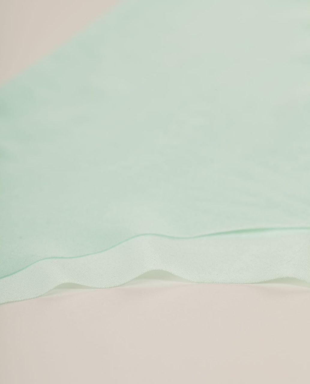 Lululemon Light As Air Thong - Mint Moment