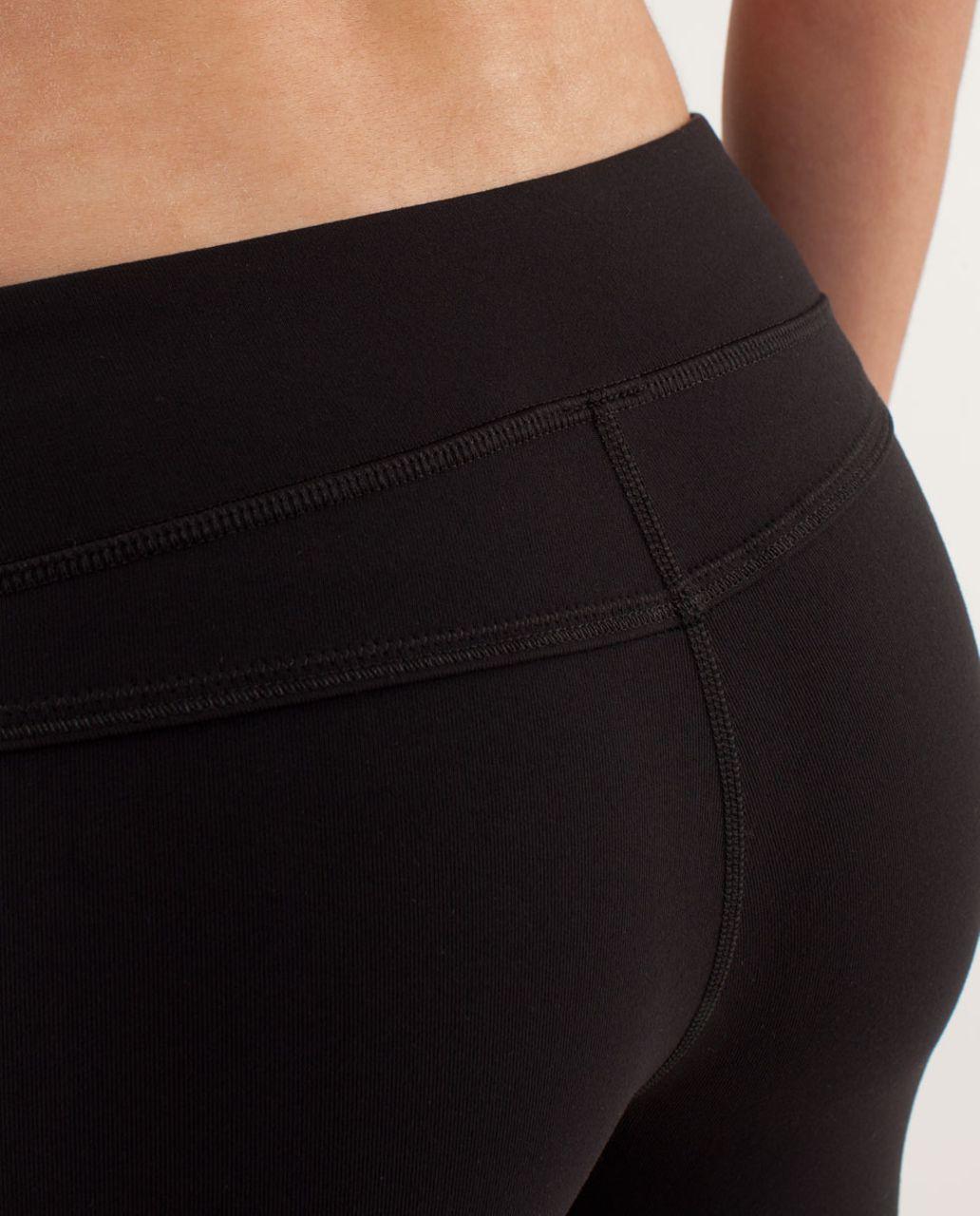 Lululemon Straight To The Studio Pant - Black