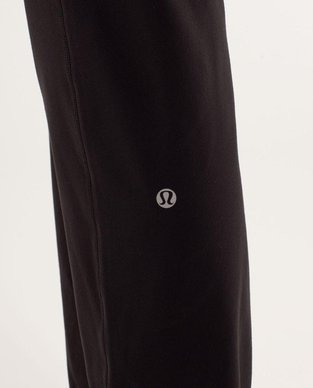 Lululemon Astro Pant (Tall) - Black / Sea Stripe Mint Moment Black / Classic Stripe Mint Moment Black