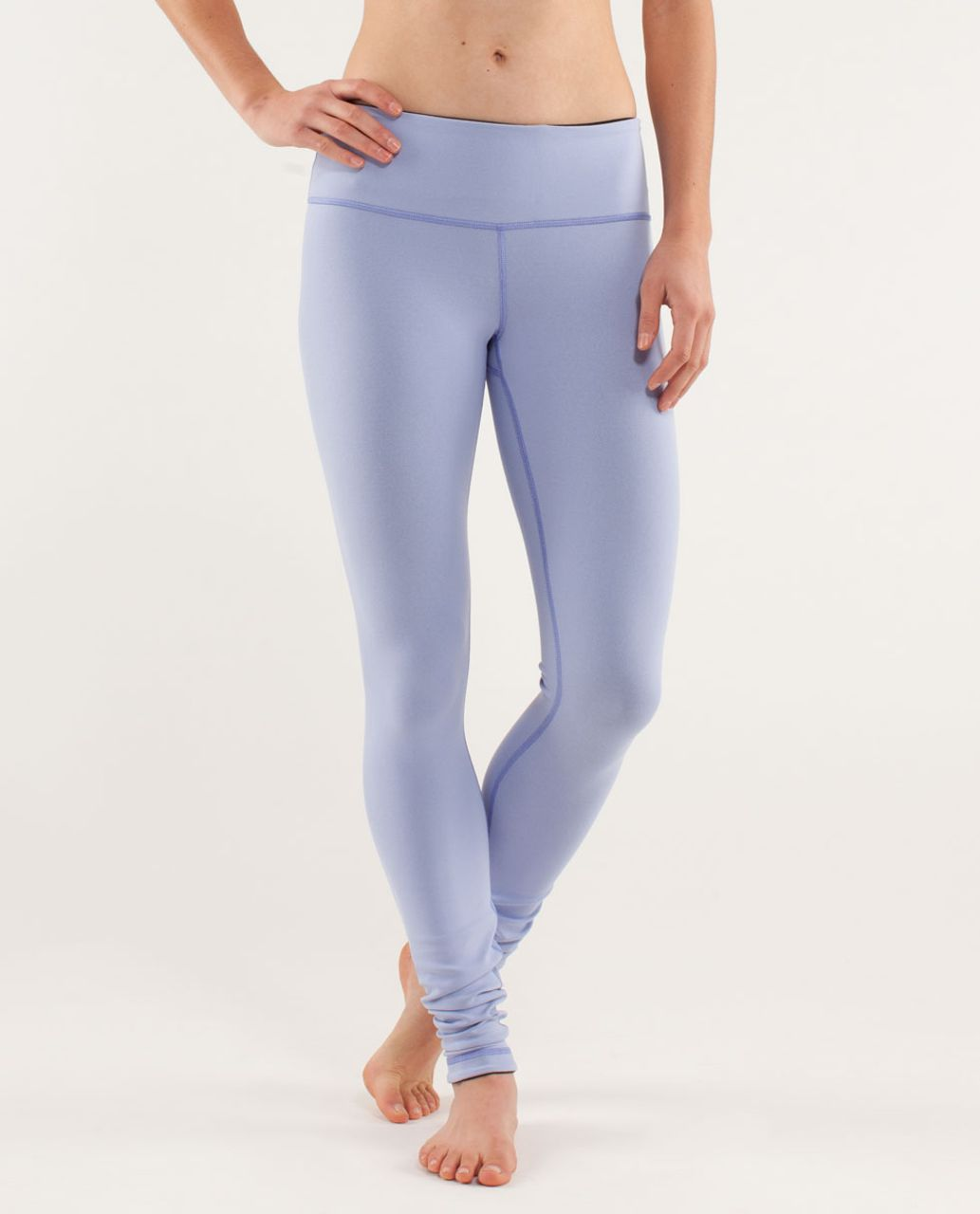 Lululemon Wunder Under Pant *Reversible - Polar Haze / Black