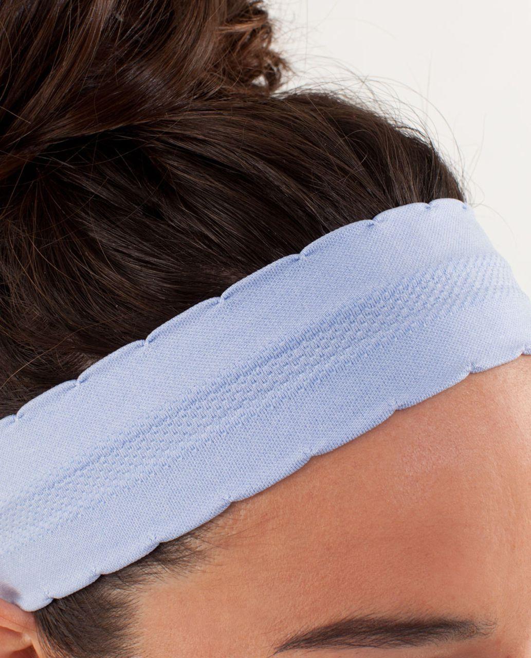 Lululemon Swiftly Headband - Polar Haze