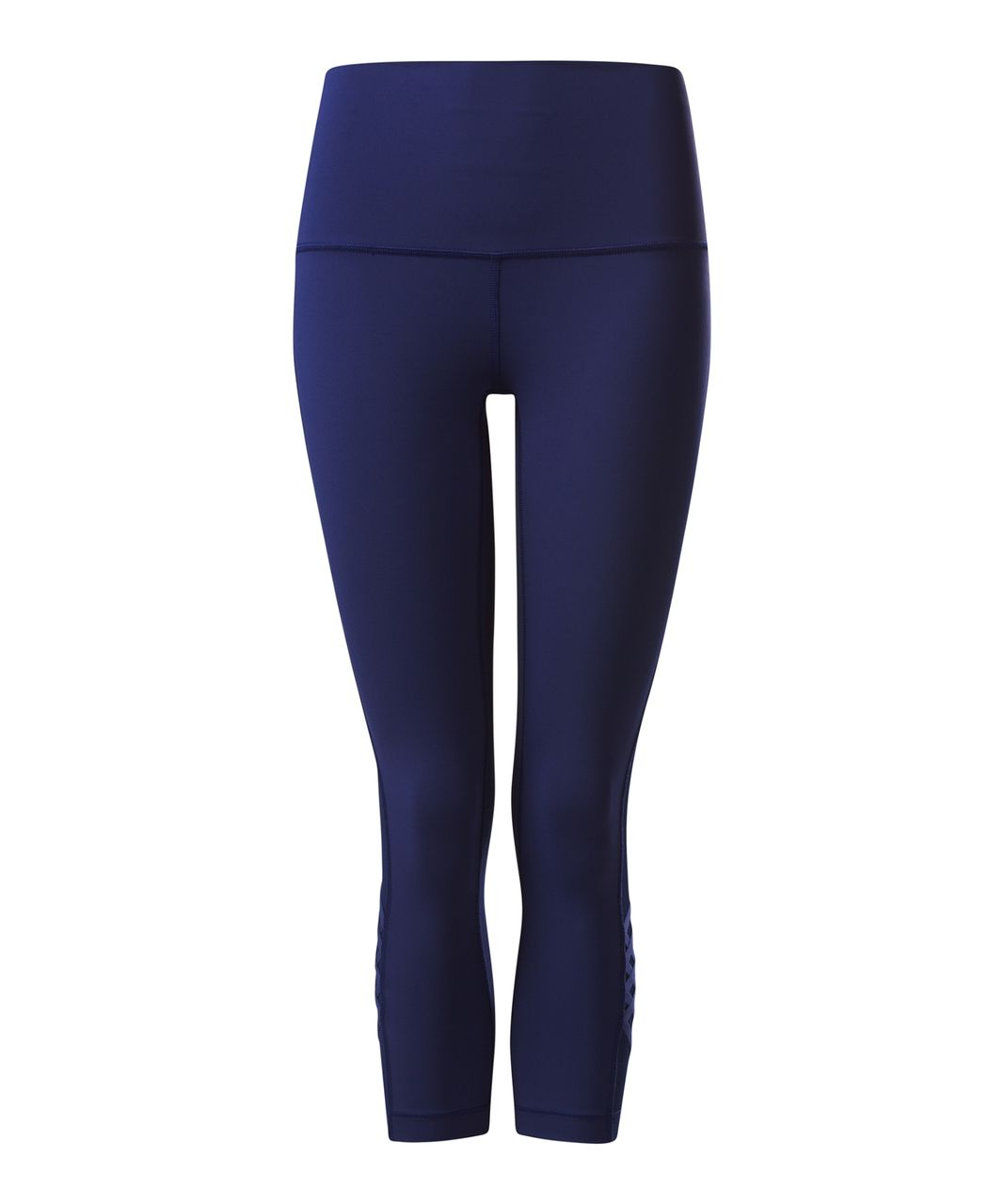 Lululemon Minimalist Crop - Hero Blue