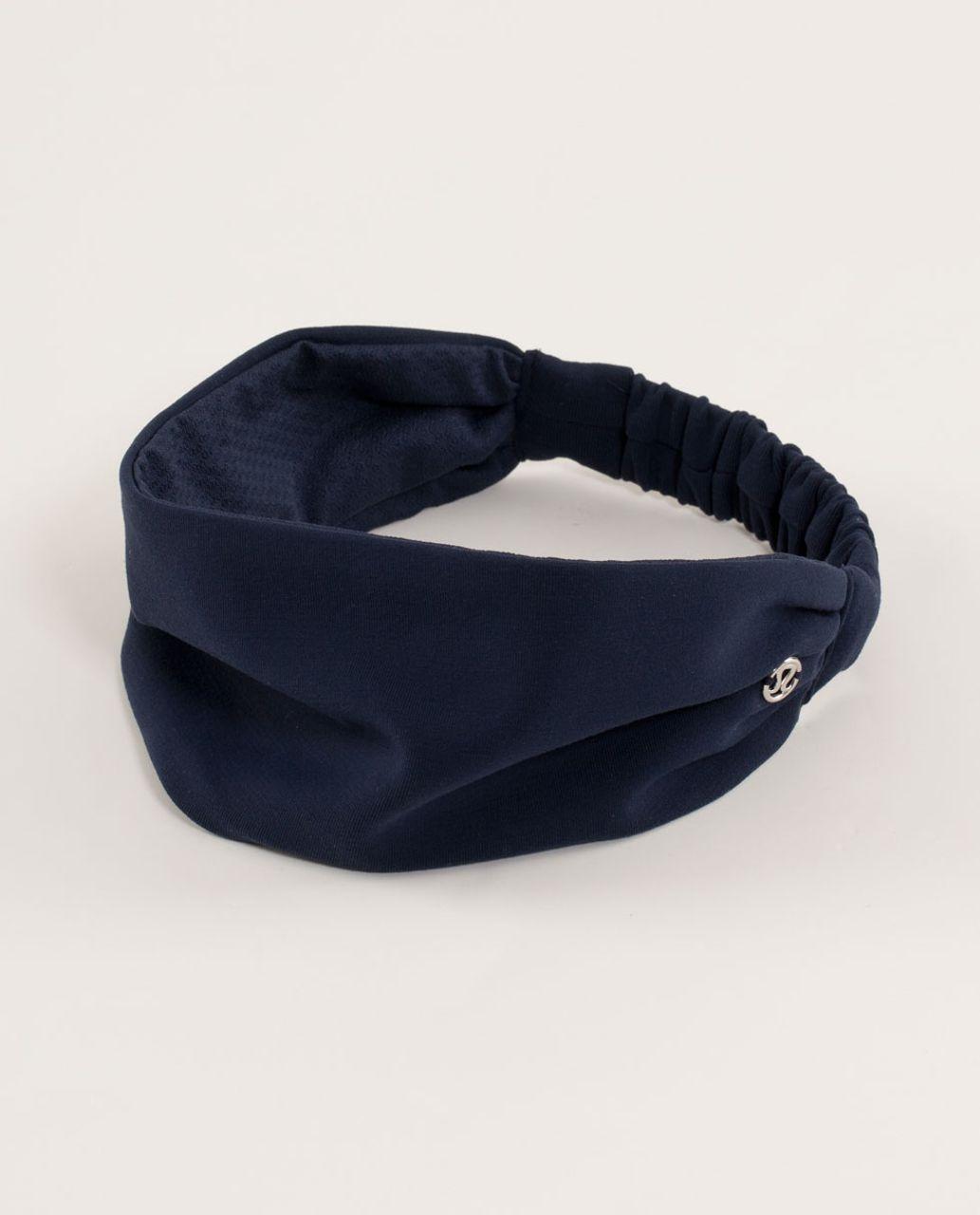 Lululemon Bang Buster Headband *Silver - Inkwell