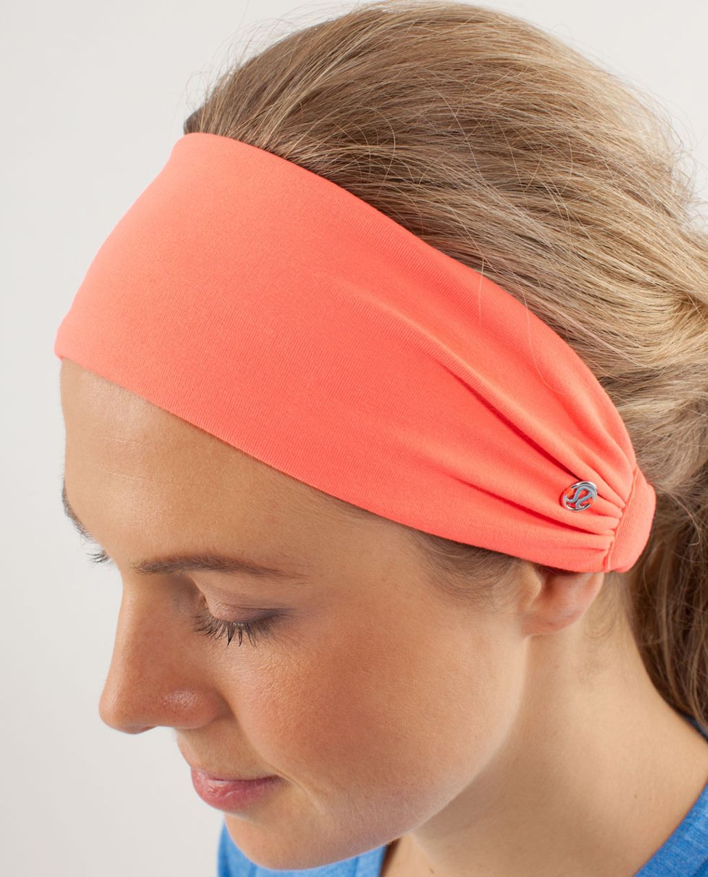 35651a2f38 Lululemon Bang Buster Headband *Silver - Light Flare / Inkwell ...