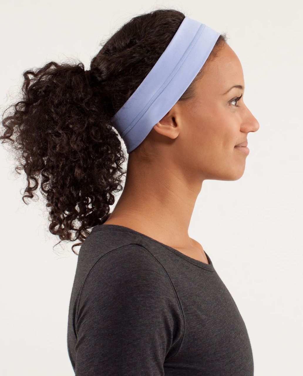 Lululemon Fly Away Tamer Headband - Polar Haze