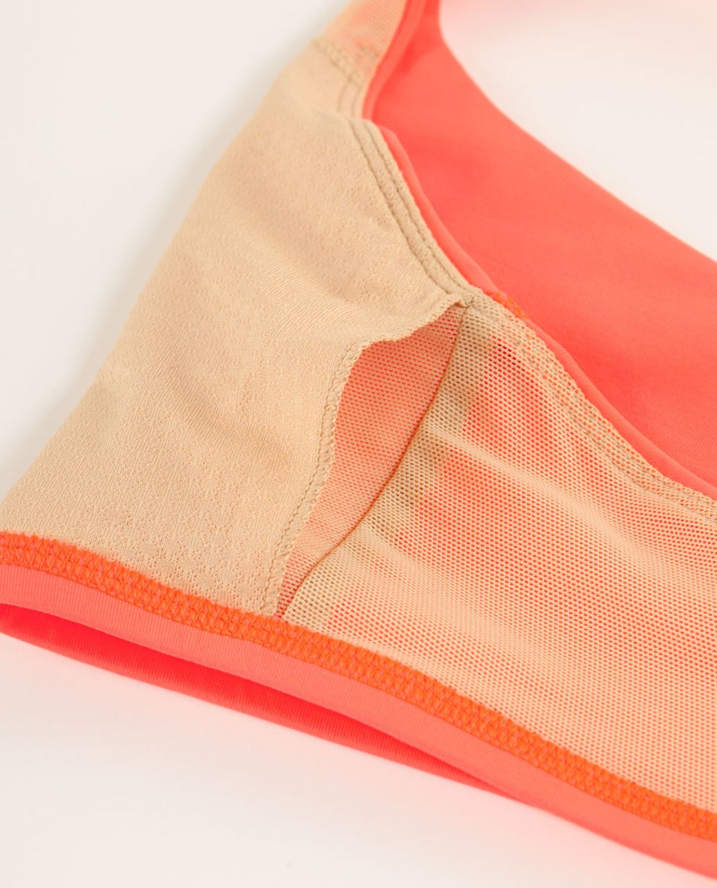 Lululemon Free To Be Bra - Light Flare
