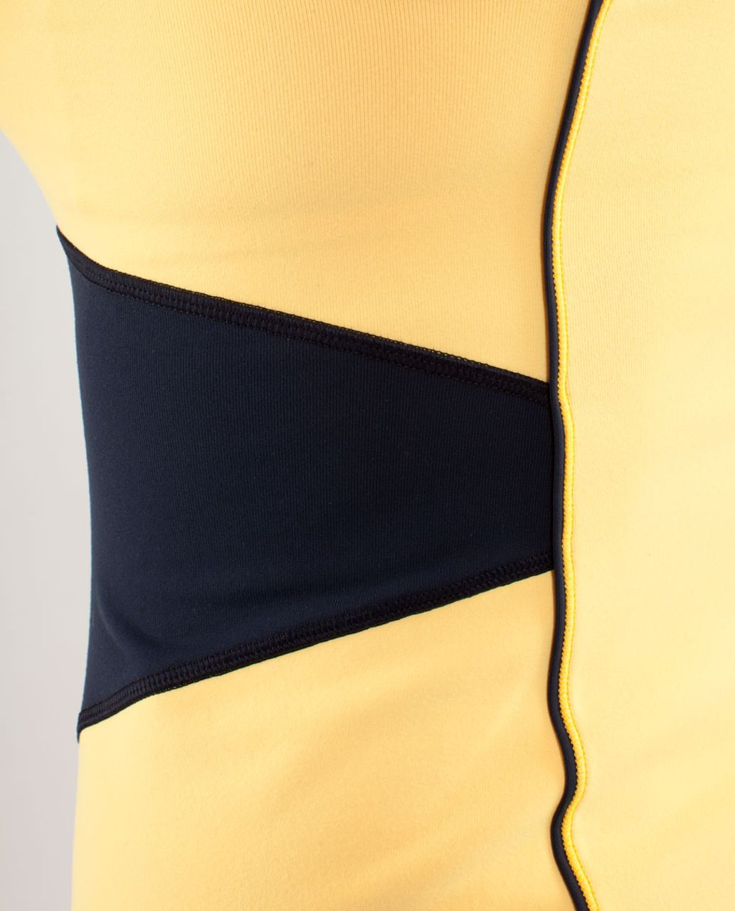 Lululemon Work It Out Tank - Burning Yellow