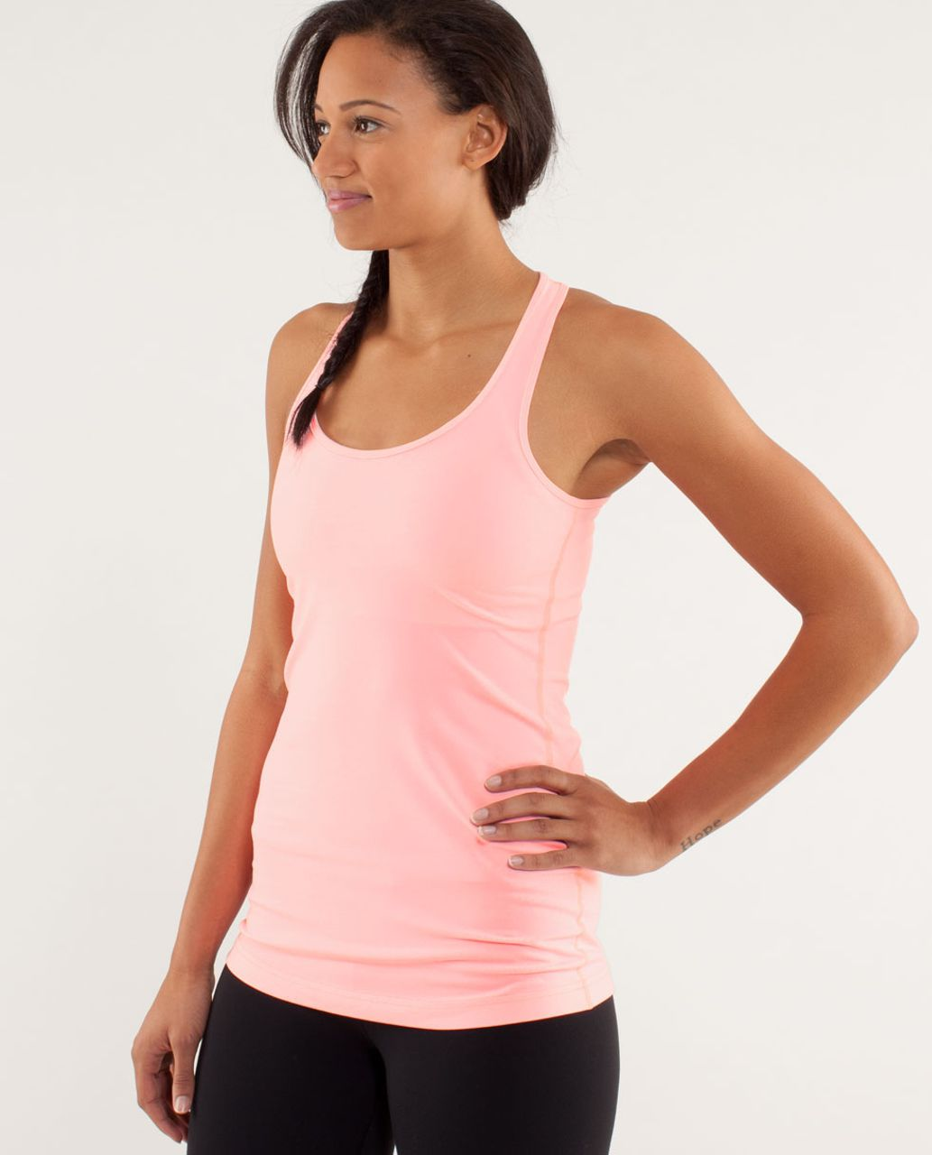 Lululemon Cool Racerback (First Release) - Bleached Coral
